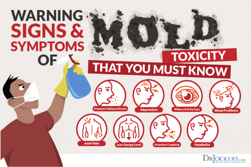 Signs and Symptoms of Mold Allergy